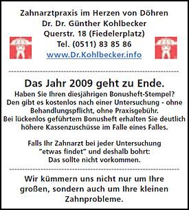 Maschseebote 16/2009, Seite 19